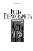 FOLIA ETHNOGRAPHICA